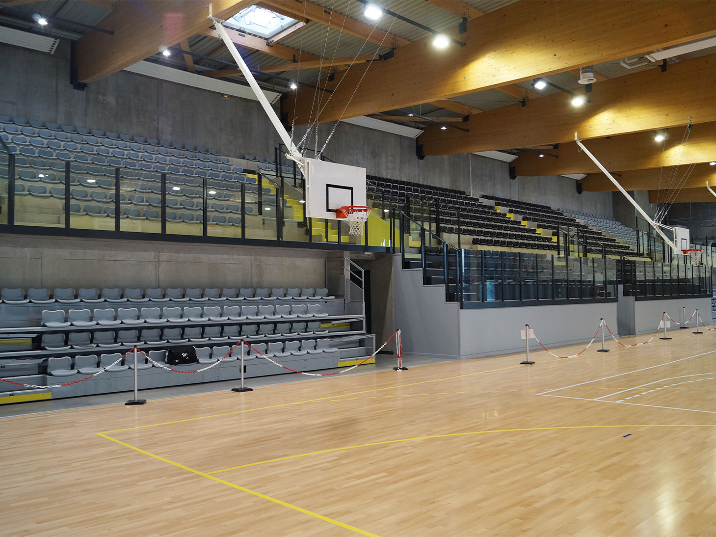 Salle Omnisports