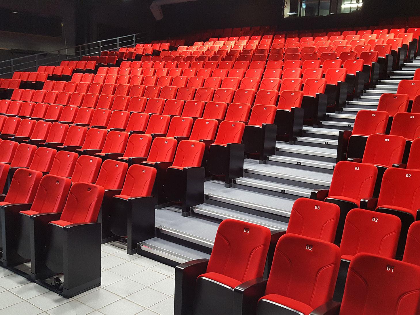 Salle NEC