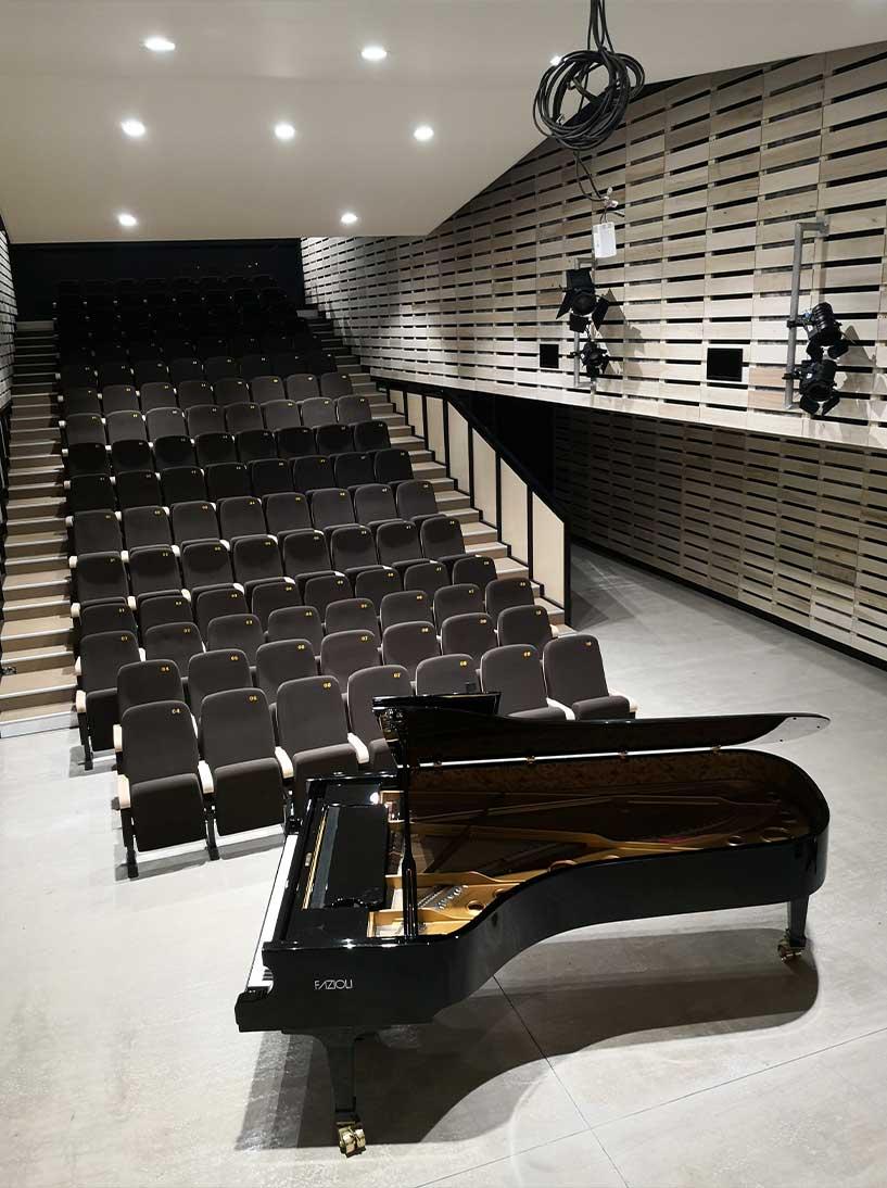 Auditorium de Prayssas
